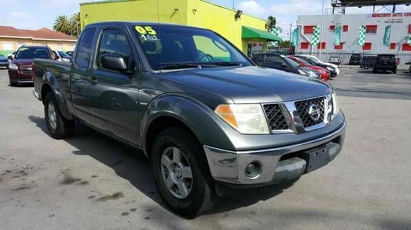2005 Nissan Frontier Se King Cab 2wd In Miami Fl Colon Auto Sales