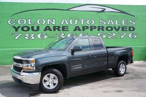 2019 Chevrolet Silverado 1500 LD for sale in Miami, FL