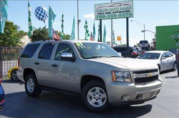 2007 Chevrolet Tahoe for sale in Miami, FL