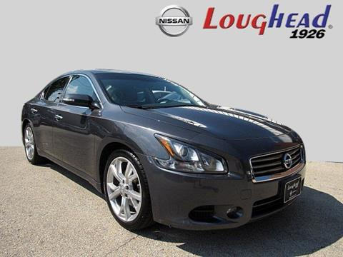 2012 Nissan Maxima for sale in Swarthmore, PA