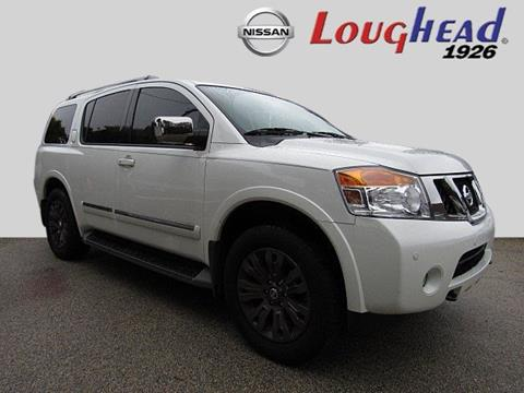 2015 Nissan Armada for sale in Swarthmore PA