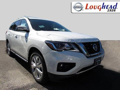 2018 Nissan Pathfinder for sale in Swarthmore, PA