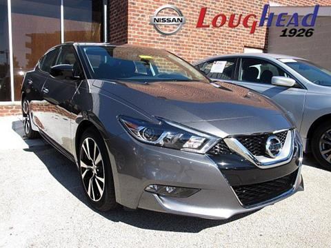2017 Nissan Maxima for sale in Swarthmore, PA