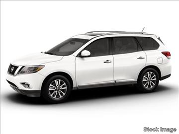 2015 Nissan Pathfinder for sale in Swarthmore, PA