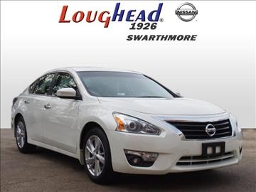 2014 Nissan Altima for sale in Swarthmore, PA