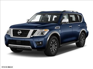 2017 Nissan Armada for sale in Swarthmore, PA