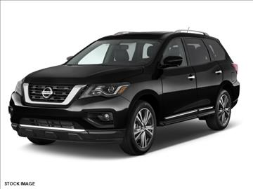 2017 Nissan Pathfinder for sale in Swarthmore, PA