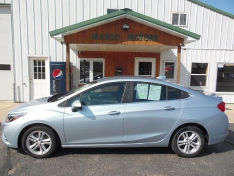 2017 Chevrolet Cruze for sale in Perham, MN