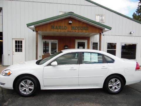 2012 Chevrolet Impala for sale in Perham MN