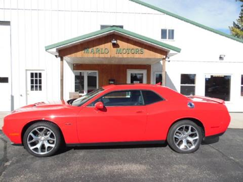 2015 Dodge Challenger for sale in Perham, MN