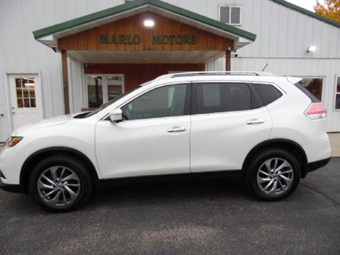 2015 Nissan Rogue for sale in Perham, MN