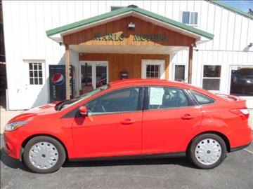 2013 Ford Focus for sale in Perham, MN