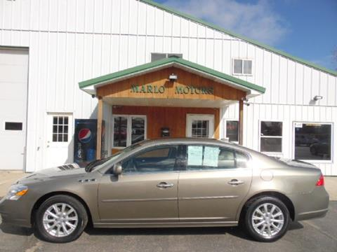 2010 Buick Lucerne for sale in Perham MN