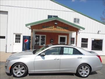 2015 Cadillac CTS for sale in Perham, MN