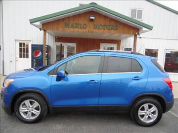 2015 Chevrolet Trax for sale in Perham, MN