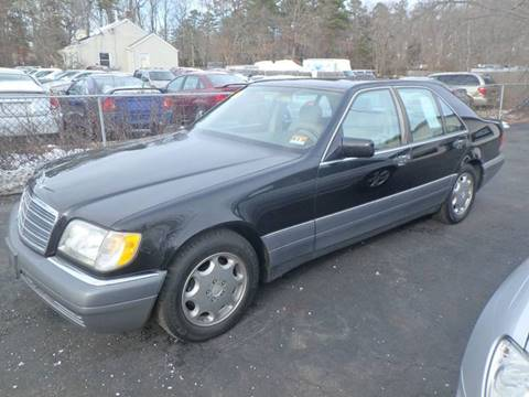 1995 Mercedes-Benz S-Class for sale in Toms River, NJ