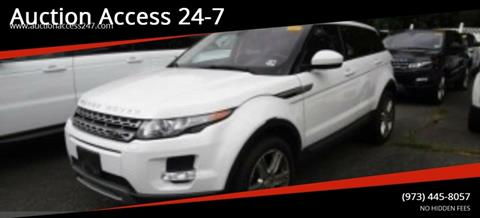 2015 Land Rover Range Rover Evoque for sale in Hasbrouck Heights, NJ