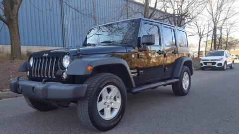 2015 Jeep Wrangler Unlimited for sale in Hasbrouck Heights, NJ