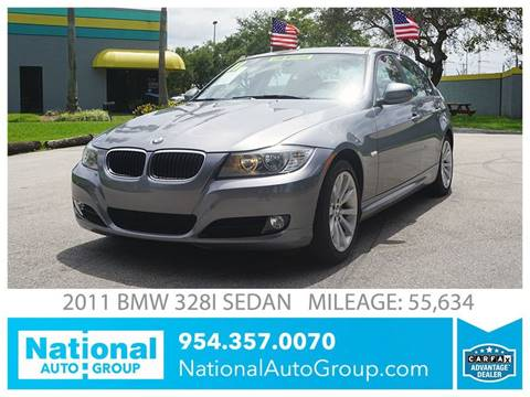 2011 BMW 3 Series for sale in Davie, FL