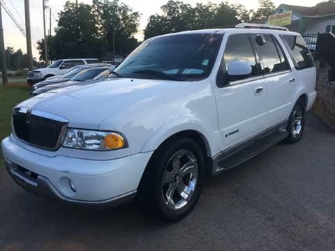 2000 Lincoln Navigator for sale in Buford, GA
