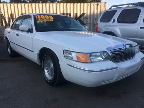 2001 Mercury Grand Marquis for sale in Buford, GA