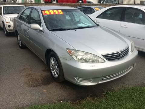 2005 Toyota Camry for sale at KAR KINGDOM in Buford GA