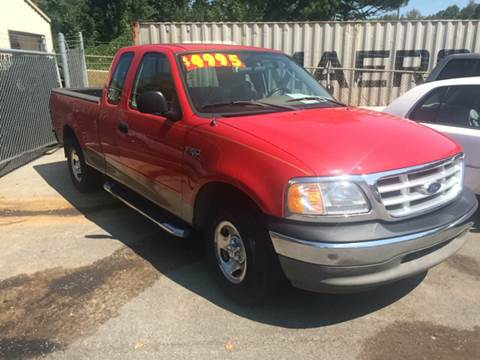2003 Ford F-150 for sale in Buford, GA