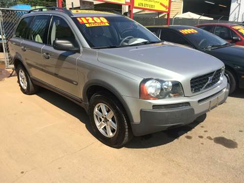 2003 Volvo XC90 for sale in Buford, GA