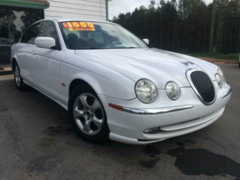 2001 Jaguar S-Type for sale in Buford, GA