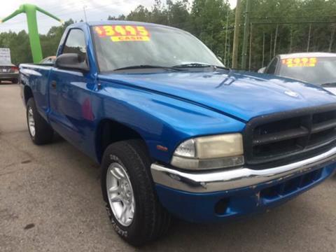 2000 Dodge Dakota for sale in Buford, GA