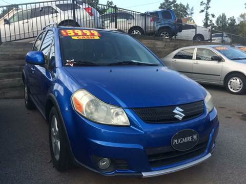 2007 Suzuki SX4 Crossover for sale in Buford, GA