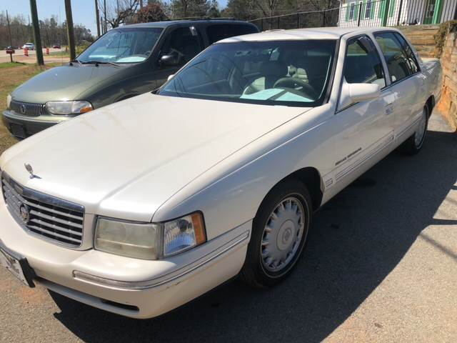 1997 Cadillac DeVille Concours In Buford GA - KAR KINGDOM