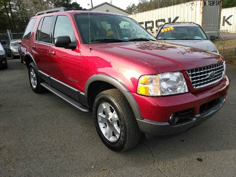 2005 Ford Explorer for sale in Buford, GA