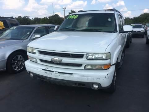 2002 Chevrolet Suburban for sale in Cahokia, IL