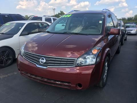2009 Nissan Quest for sale in Cahokia, IL