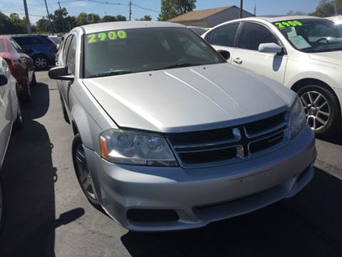 2011 Dodge Avenger for sale in Cahokia, IL
