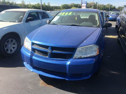 2008 Dodge Avenger for sale in Cahokia, IL