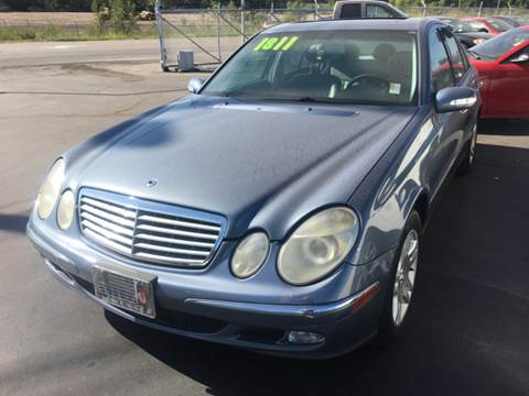 2003 Mercedes-Benz E-Class for sale in Cahokia, IL