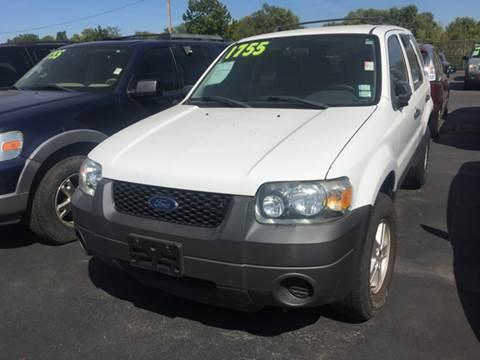 2007 Ford Escape for sale in Cahokia, IL