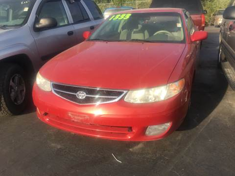 2000 Toyota Camry Solara for sale in Cahokia, IL