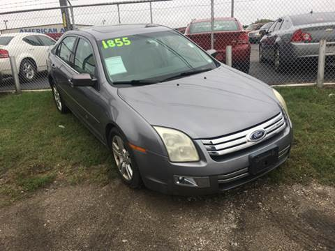 2006 Ford Fusion for sale in Cahokia, IL