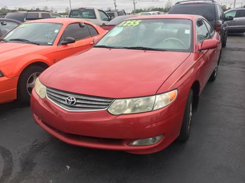 2002 Toyota Camry Solara for sale in Cahokia, IL