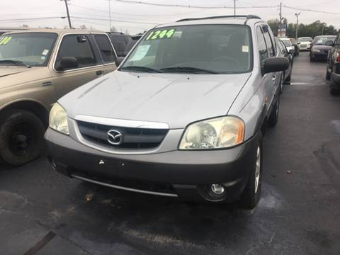 2004 Mazda Tribute for sale in Cahokia, IL
