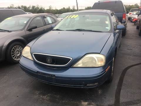 2002 Mercury Sable for sale in Cahokia, IL
