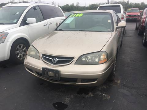 2003 Acura CL for sale in Cahokia, IL