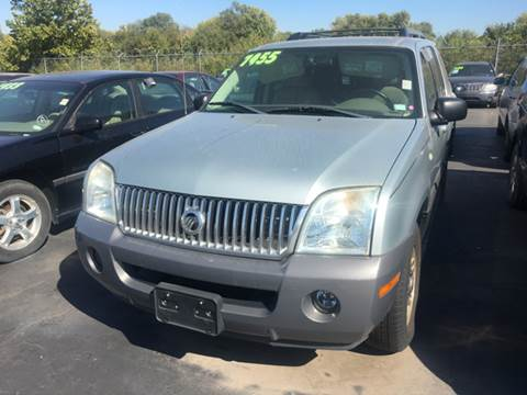 2005 Mercury Mountaineer for sale in Cahokia, IL