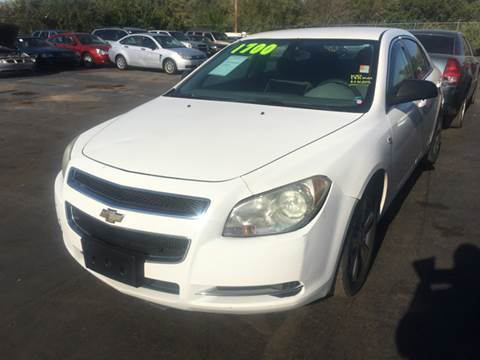 2008 Chevrolet Malibu for sale in Cahokia, IL