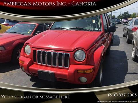 2003 Jeep Liberty for sale in Cahokia, IL