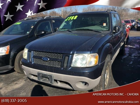 2003 Ford Explorer Sport Trac for sale in Cahokia, IL