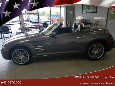 Majeski Motors Sterling Il >> Used Chrysler Crossfire For Sale in Illinois - Carsforsale ...